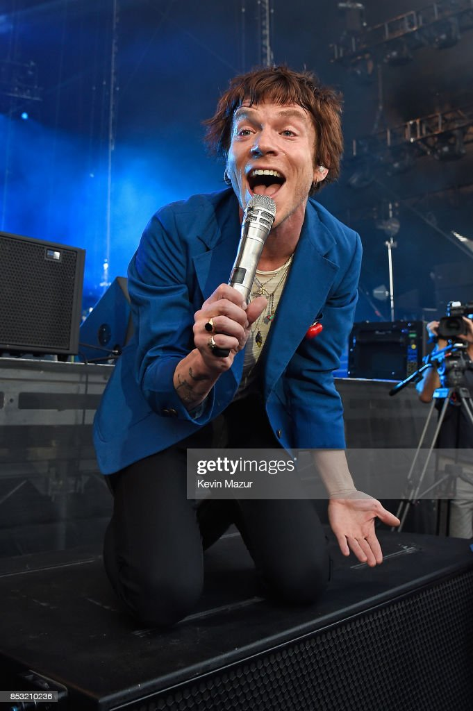 Matt Shultz of Cage the Elephant performs at 'A Concert for Charlottesville,' at University of Virginia's Scott Stadium on September 24, 2017 in Charlottesville, Virginia. Concert live-stream presented in partnership with Oath.
