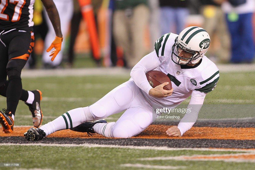 New York Jets v Cincinnati Bengals