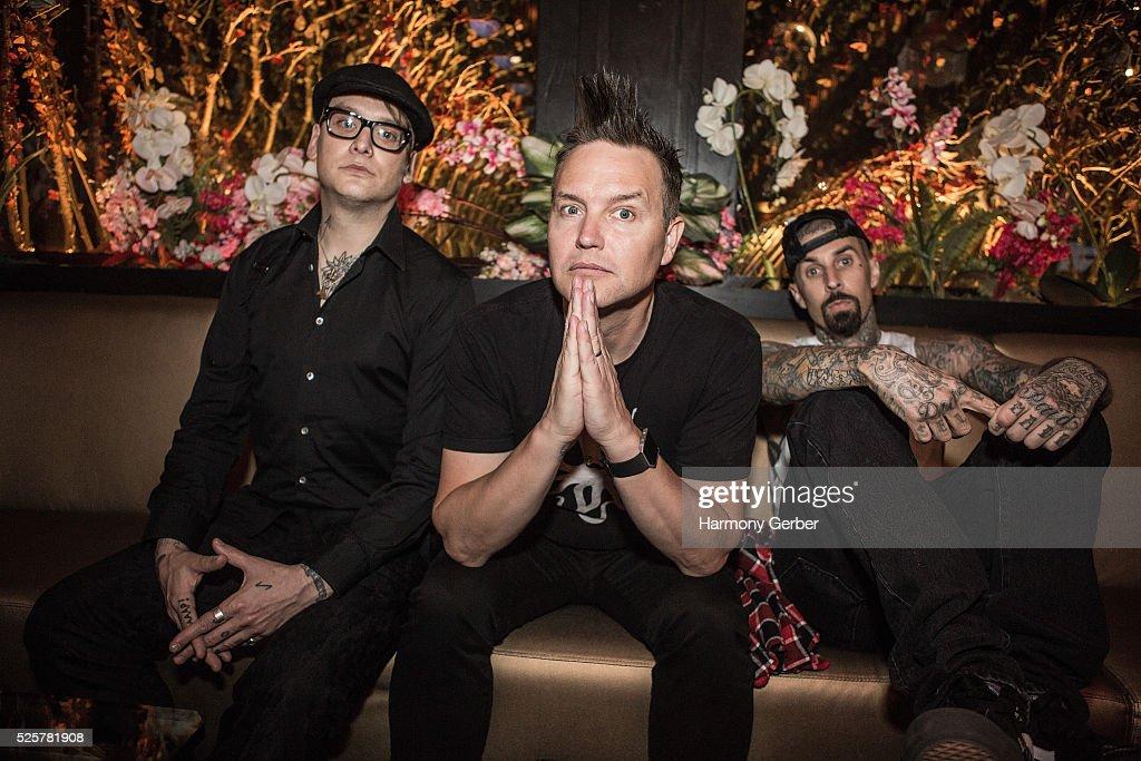 Blink-182 Karaoke Summer Tour Announcement