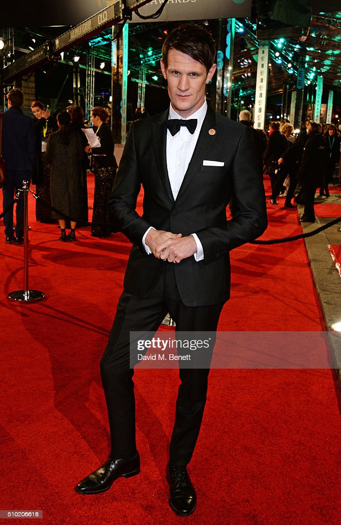 EE British Academy Film Awards - VIP Red Carpet Arrivals