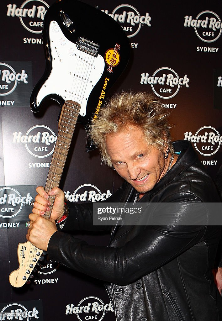 Hard Rock Cafe Official Sydney Opening