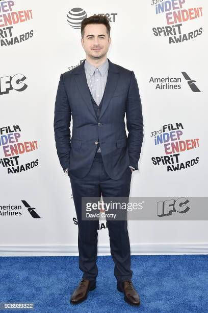 Matt Spicer attends the 2018 Film Independent Spirit Awards Arrivals on March 3 2018 in Santa Monica California