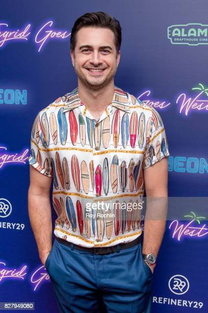 Matt Spicer attends The New York premiere of Ingrid Goes West hosted by Neon at Alamo Drafthouse Cinema on August 8 2017 in the Brooklyn borough of...