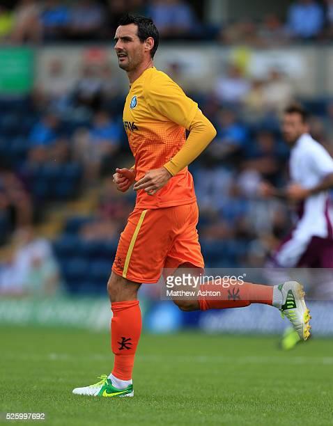 Matt Spring of Wycombe Wanderers