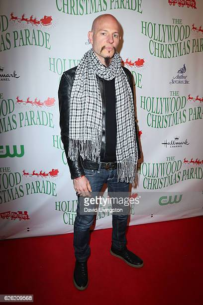 matt starr arrives at the 85th annual hollywood christmas parade on november 27 2016 in hollywood