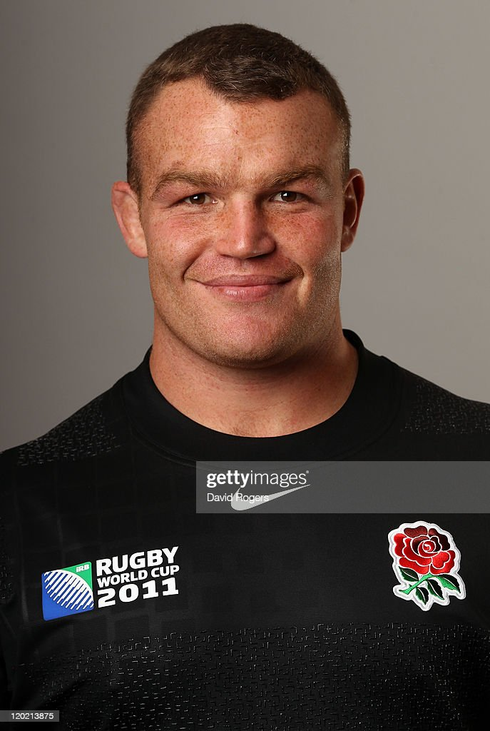England Rugby Union World Cup Headshots