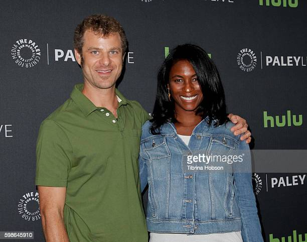 Matt Stone and Angela Howard attend The Paley Center for Media presents special retrospective event honoring 20 seasons of 'South Park' at The Paley...