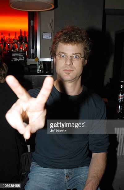 Matt Stone during Confessions of a Dangerous Mind After Party at The W Hotel in Westwood CA United States