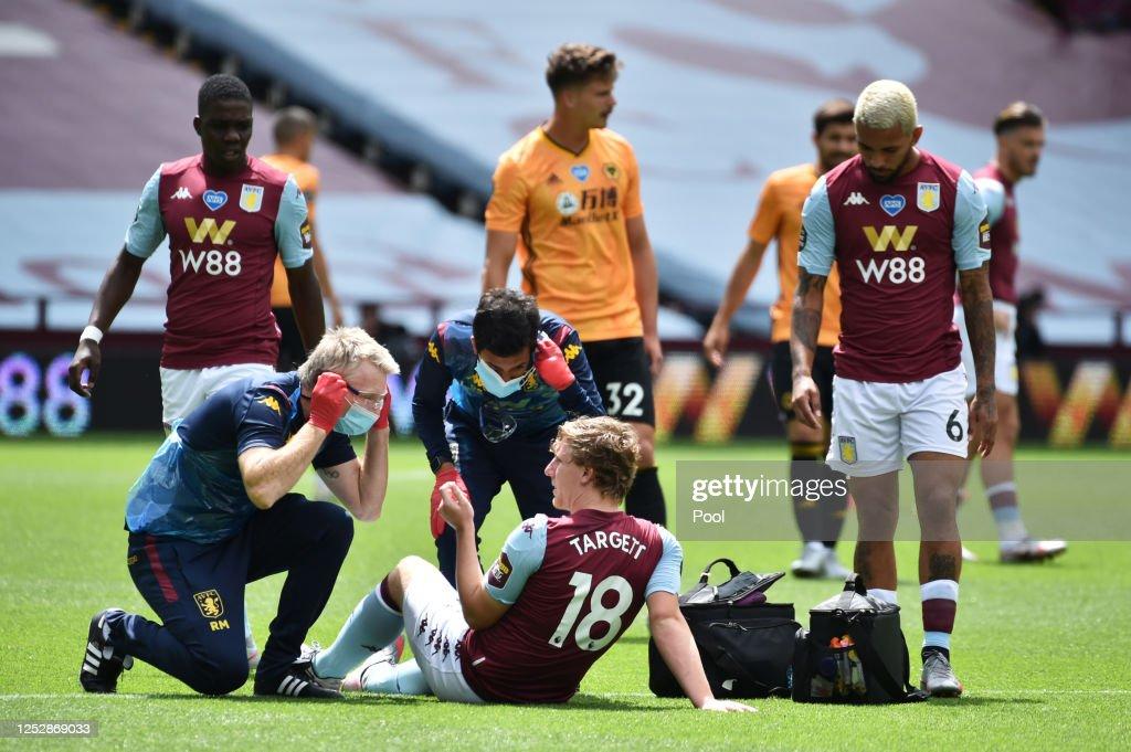 Aston Villa v Wolverhampton Wanderers - Premier League : News Photo