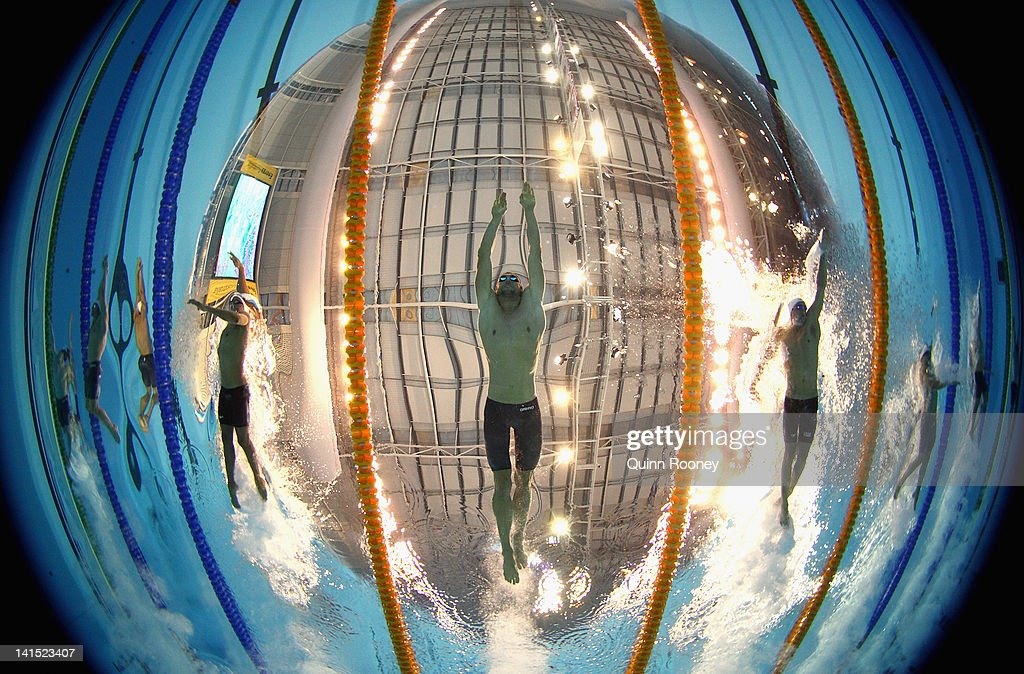 Australian Olympic Swimming Trials: Day 4