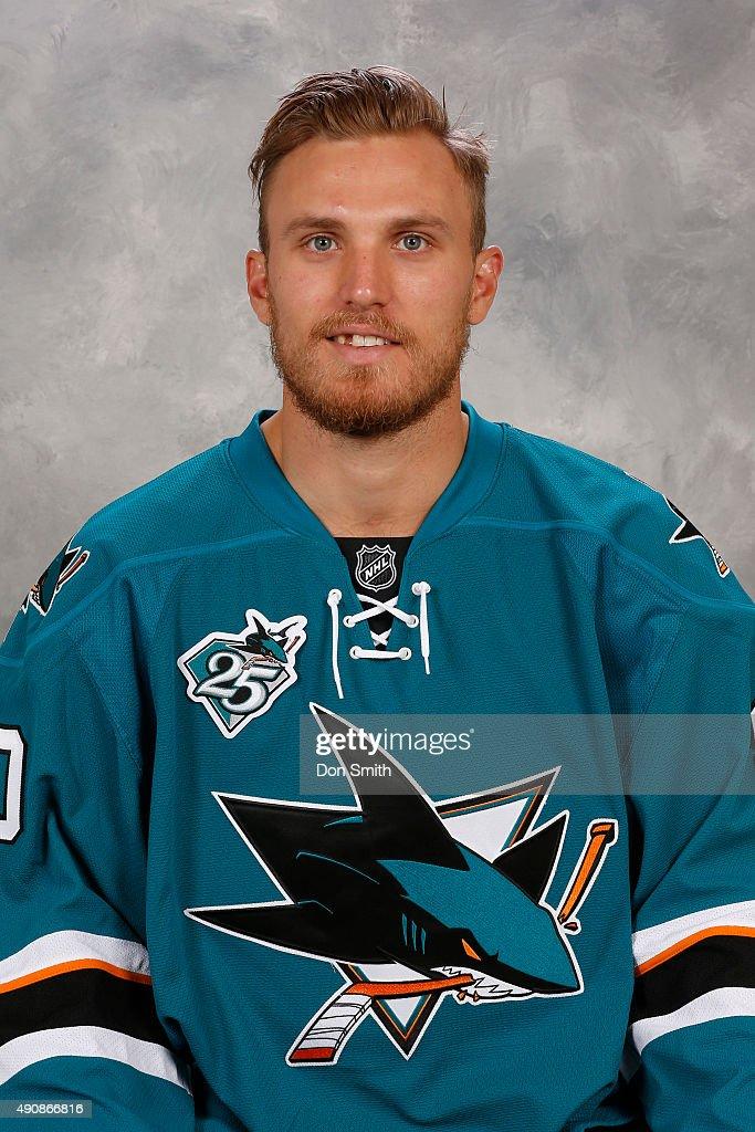 San Jose Sharks Headshots
