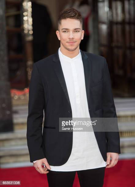 Matt Terry attends the Prince's Trust Celebrate Success Awards on March 15 2017 in London England