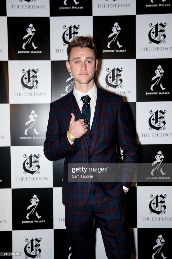 Johnnie Walker Grand Prix Penthouse Party - Arrivals