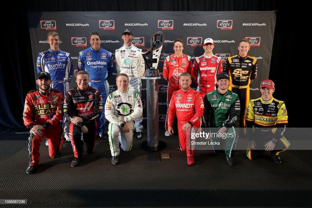 NASCAR Xfinity Series Production Media Day : News Photo