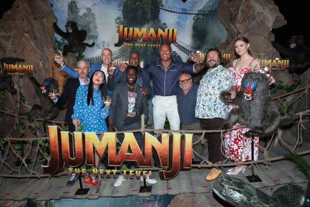 MEX: Jumanji: The Nex Level - Los Cabos Photo Call