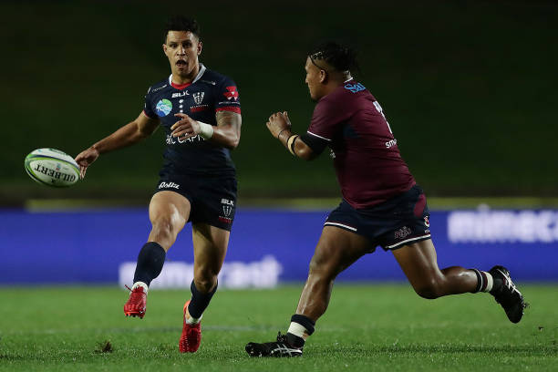 AUS: Super Rugby AU Rd 2 - Rebels v Reds