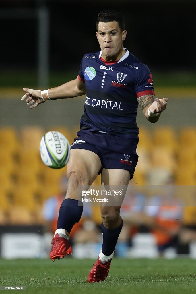 Super Rugby AU Rd 9 - Waratahs v Rebels : News Photo