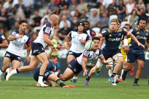 NZL: Super Rugby Rd 5 - Highlanders v Rebels