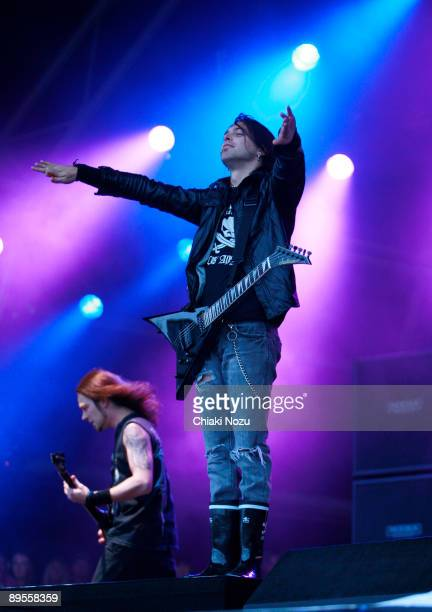 Bullet For My Valentine Pictures And Photos Getty Images