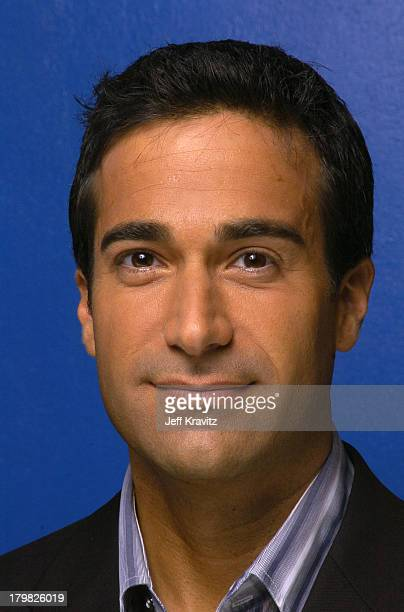 Matt Vasgersian during GSN the Network for Games Presents Celebrity Blackjack at Hollywood Center Studios Stage 9 in Hollywood California United...