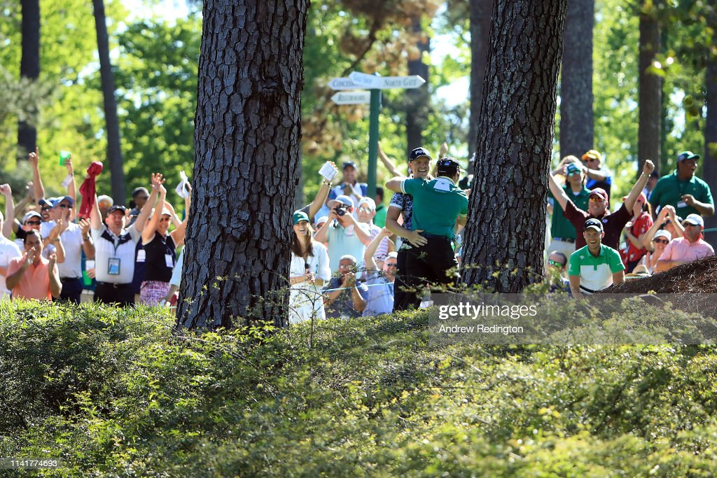 The Masters - Par 3 Contest : News Photo