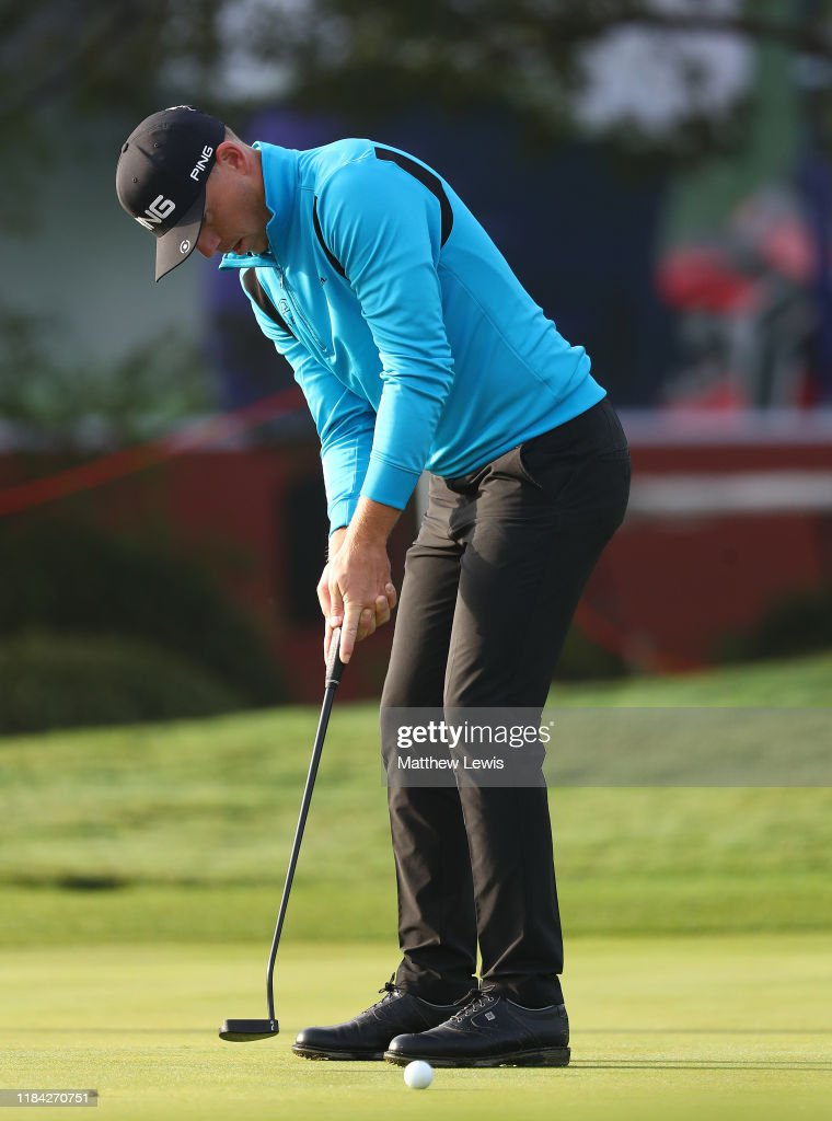 WGC HSBC Champions - Previews Day Two : News Photo
