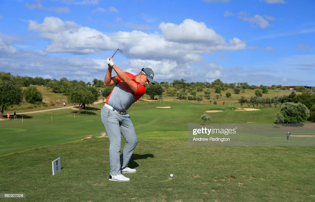 Open de Portugal - Day Two : News Photo