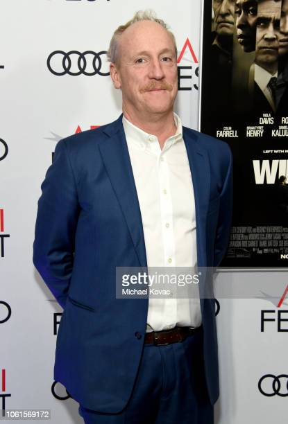 Matt Walsh attends the gala screening of 'Widows' during AFI FEST 2018 at the TCL Chinese Theatre on November 14 2018 in Los Angeles California