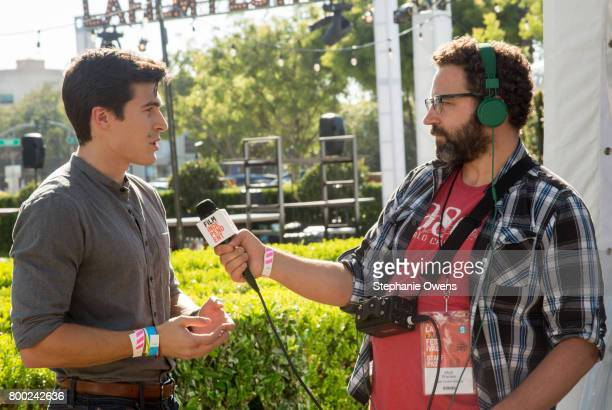 Matt Warren attends the Fast Track Happy Hour during the 2017 Los Angeles Film Festival on June 21 2017 in Culver City California