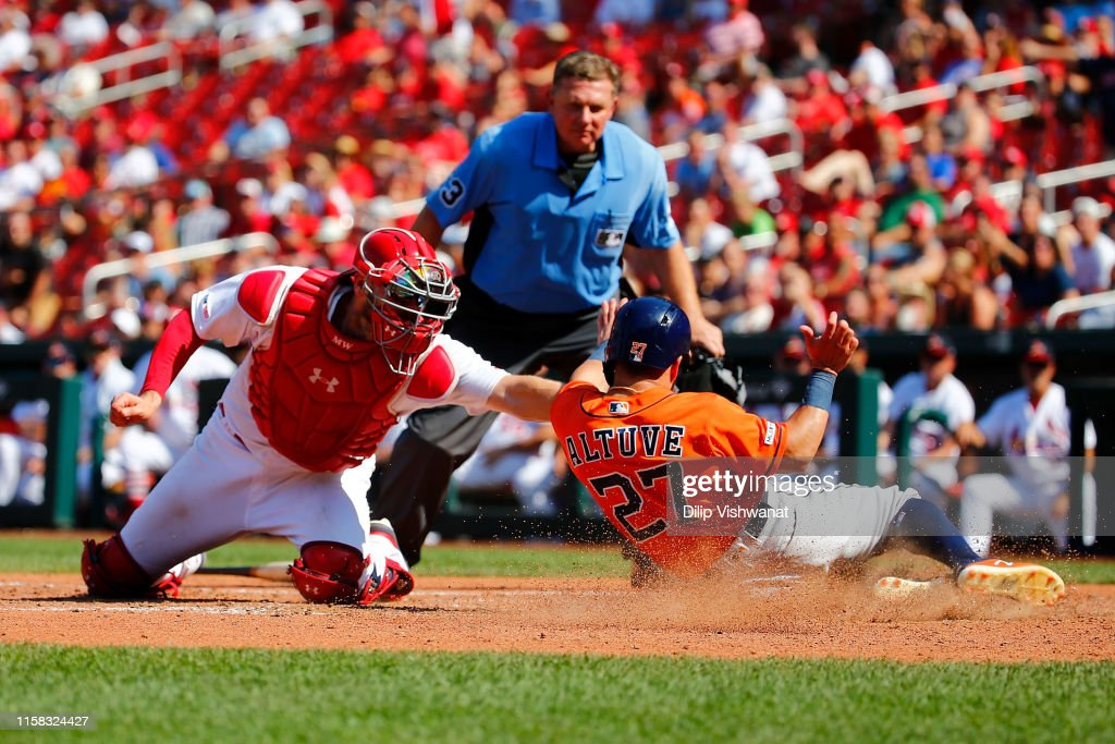 Houston Astros v St Louis Cardinals : News Photo