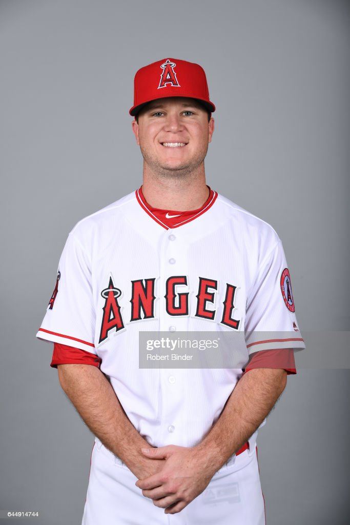 Matt Williams #88 of the Los Angeles Angels poses during Photo Day on Tuesday, February 21, 2017 at Tempe Diablo Stadium in Tempe, Arizona.
