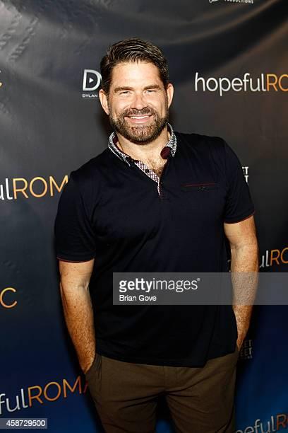 Matt Zarley attends Matt Zarley's Original Musical Short Film hopefulROMANTIC at American Film Institute on November 9 2014 in Los Angeles California