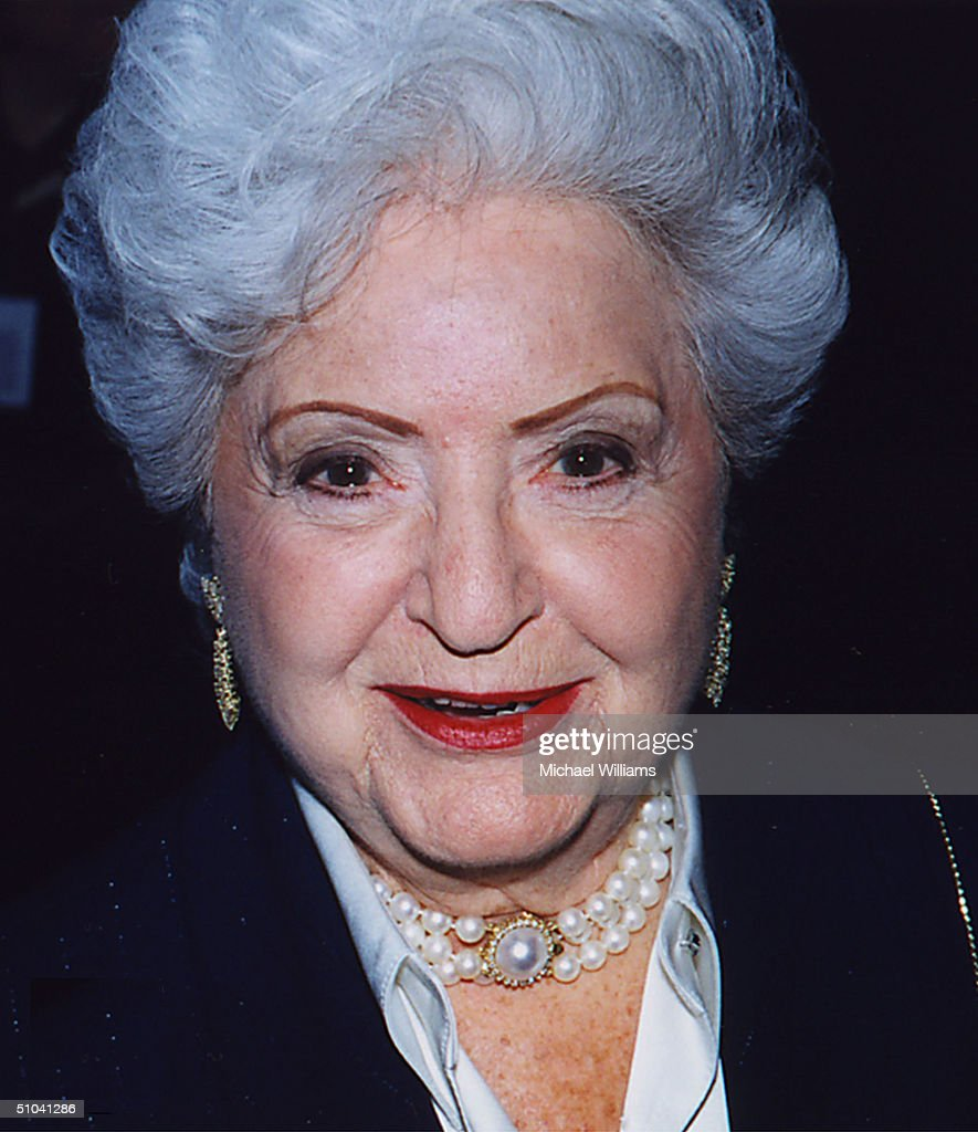 Mattel Co Founder Ruth Handler Who Created Barbie The World's Most Popular Doll Died A : News Photo