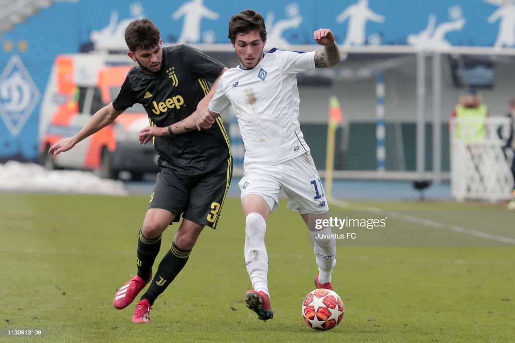 UKR: Dynamo Kiev v Juventus - UEFA Youth League