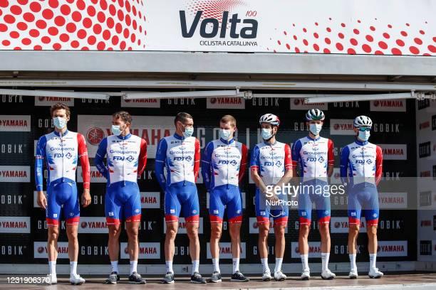 Matteo Badilatti from Switzerland, 97 William Bonnet from France, 94 Antoine Duchesne from Canada, 96 Simon Guglielmi from France, 95 Matthieu...