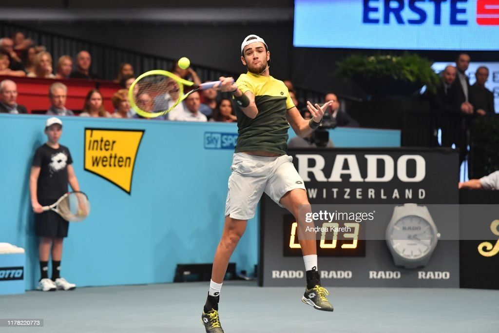 Erste Bank Open - Day 6 : News Photo