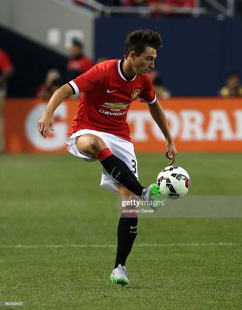 International Champions Cup 2015 - Manchester United v Paris Saint-Germain : News Photo