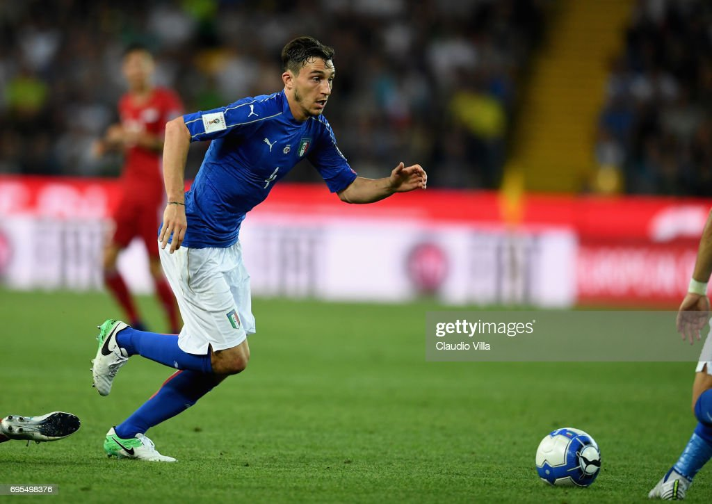 Italy v Liechtenstein - FIFA 2018 World Cup Qualifier : News Photo