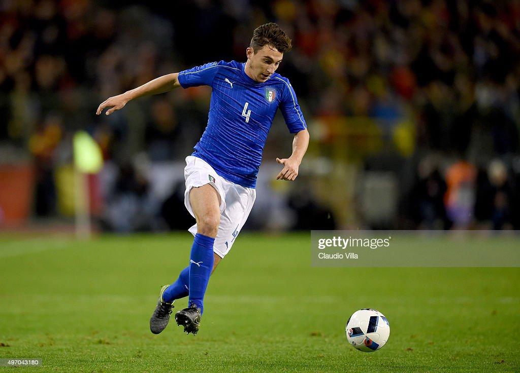 Belgium v Italy - International Friendly : News Photo