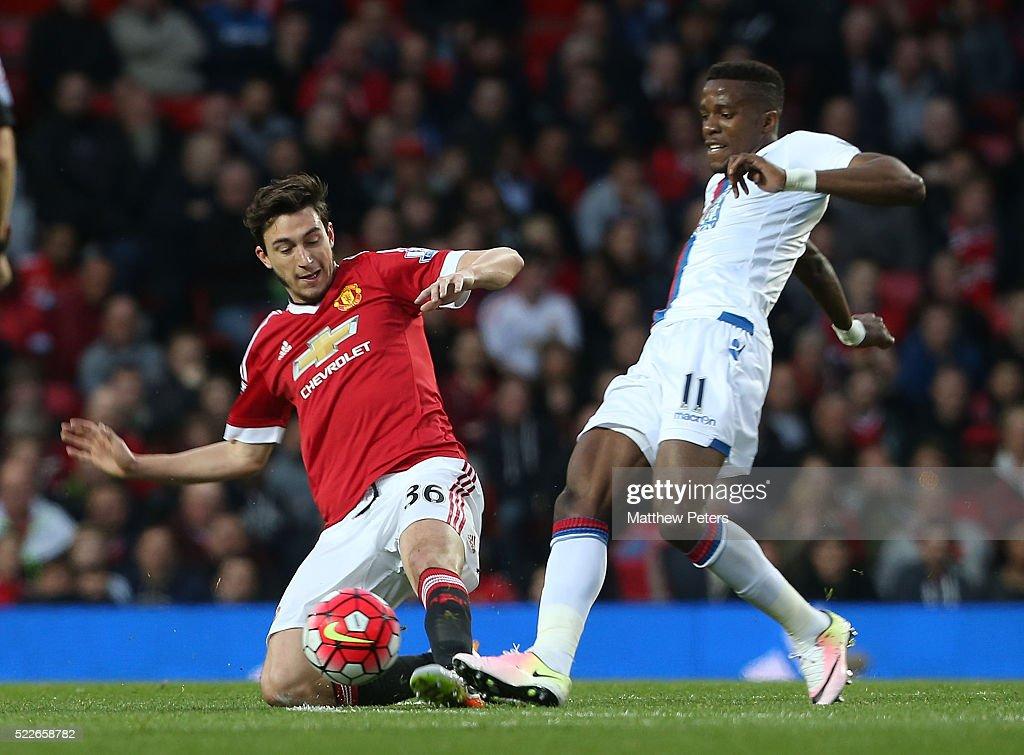 Manchester United v Crystal Palace - Premier League : ニュース写真