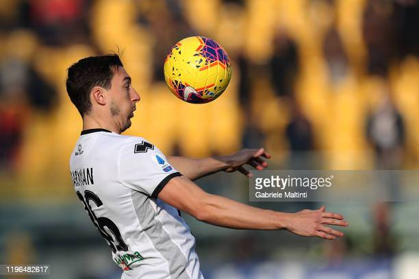 Matteo Darmian of PArma Calcio in action during the Serie A match between Parma Calcio and Udinese Calcio at Stadio Ennio Tardini on January 26 2020...