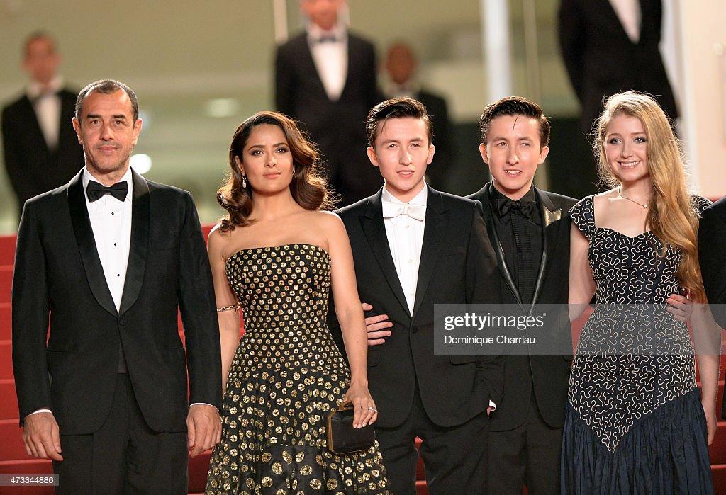 """""""Il Racconto Dei Racconti"""" Premiere - The 68th Annual Cannes Film Festival : Fotografía de noticias"""