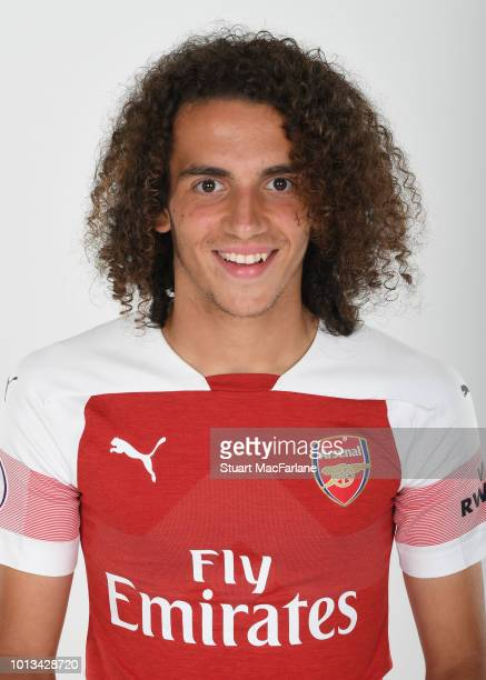new arrival 3cf05 b82a1 Mattéo Guendouzi Premium Pictures, Photos, & Images - Getty ...