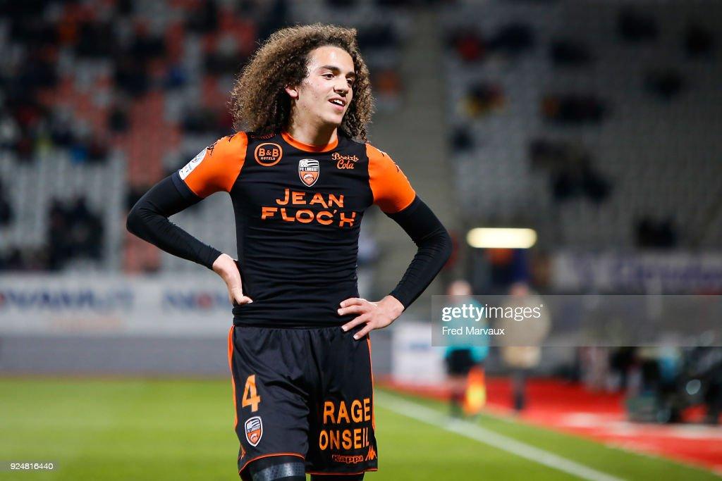 As Nancy Lorraine v Fc Lorient - Ligue 2