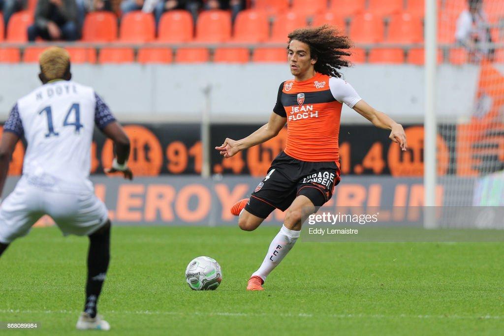 Lorient v Tours - Ligue 2