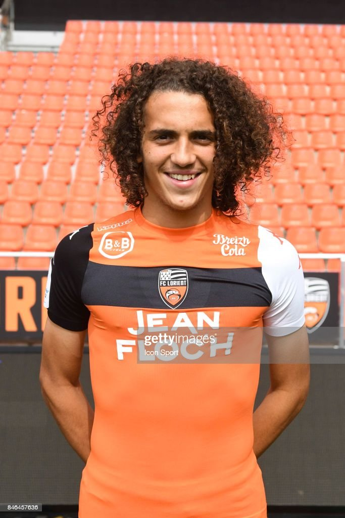 Photoshooting FC Lorient - Ligue 2