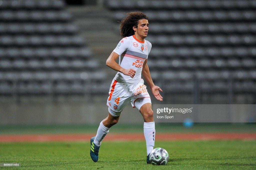 Paris Fc v Lorient - French Ligue 2