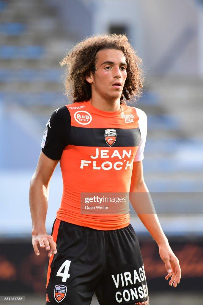 FC Lorient v Chateauroux - Ligue 2