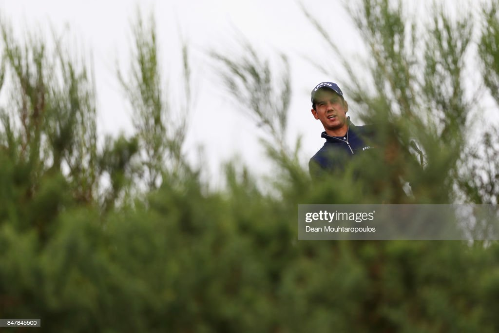 KLM Open - Day Three