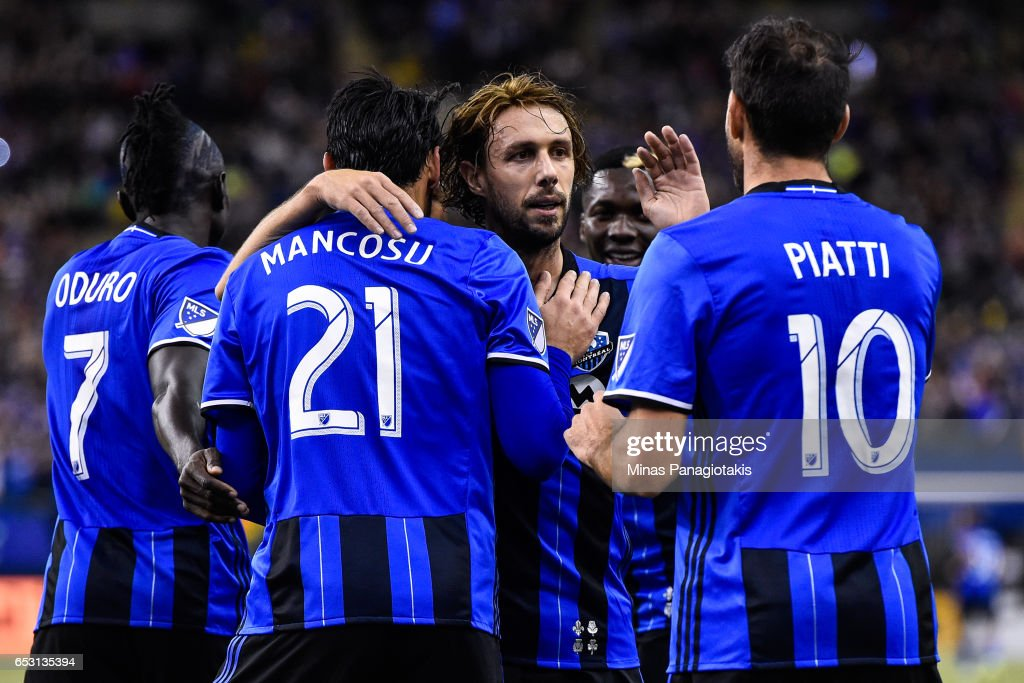 Seattle Sounders FC v Montreal Impact : News Photo